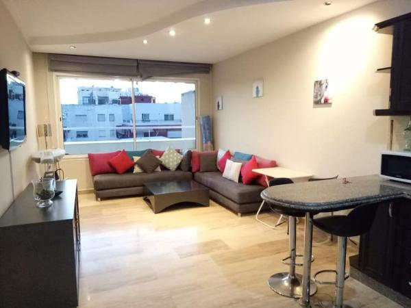 Furnished studio terrace 54 m² Bourgogne
