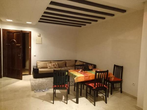 Furnished studio 48 m² Benjdia 4500 Dh