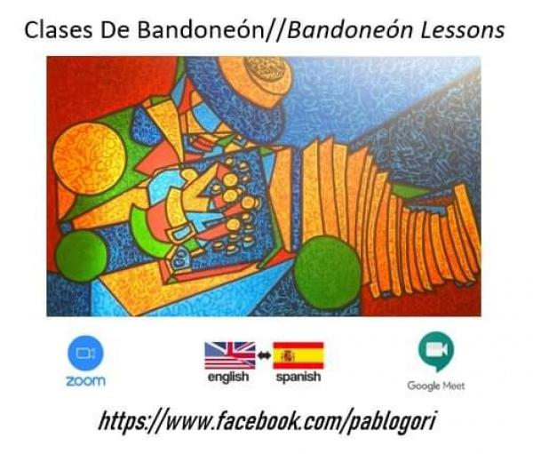 Bandoneon teacher