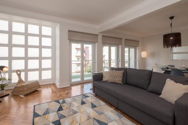 Apartment for rent - avenida de roma, 34, Alvalade