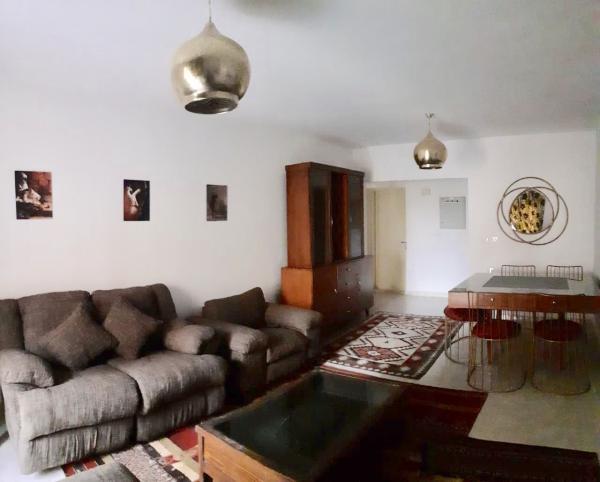 Möblierte Wohnung zu vermieten in Rehab New Cairo Apartment