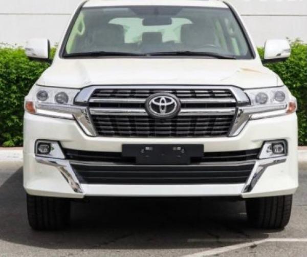 Toyota Land Cruiser GXR 2020 Gcc specs