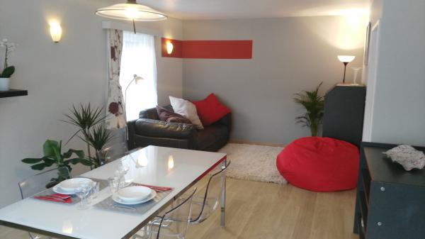 FLAT ALL INCLUSIVE + private GARAGE (LEUVEN)