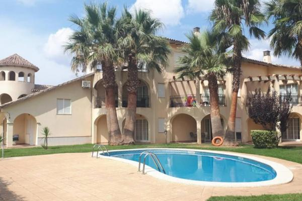 Holiday apartment in Panoramica Golf de Castellon, Spain