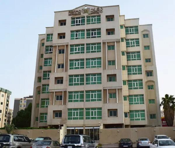 Spacious one bedroom apartment for the size of two bedroom.