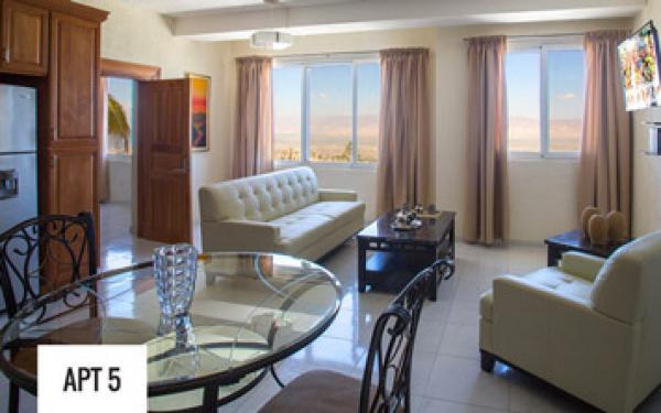 Appartamento ammobiliato in affitto a Morne Calvaire