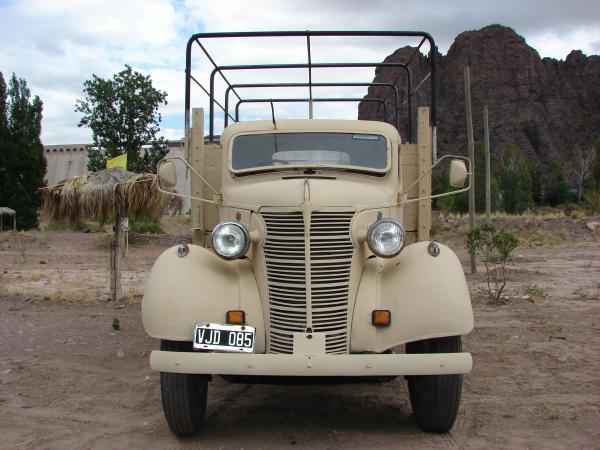 Camion CHEVROLET de l'année 1938, à vendre