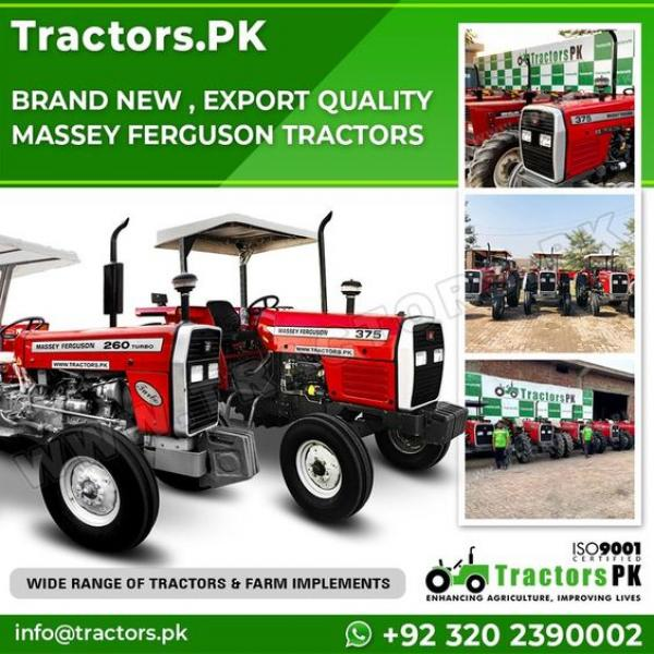 Traktorenfirma in Botswana