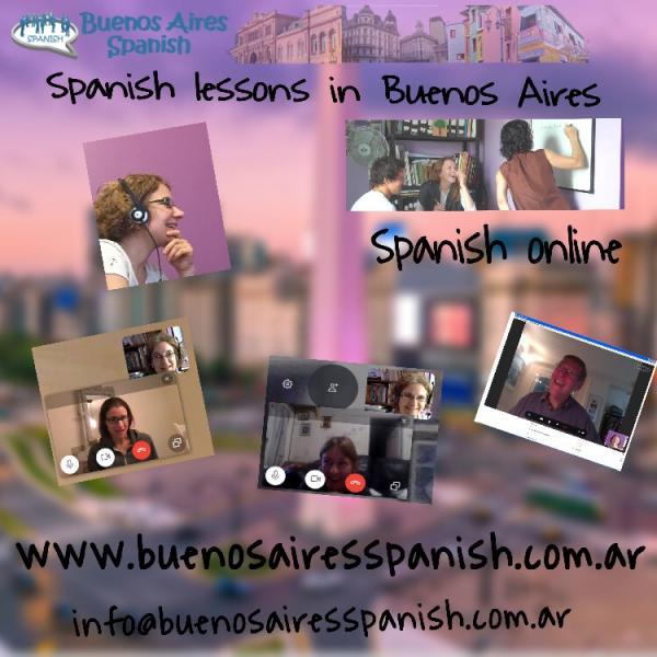 Lezioni di spagnolo online