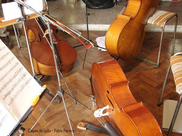 Lezioni virtuali di violoncello