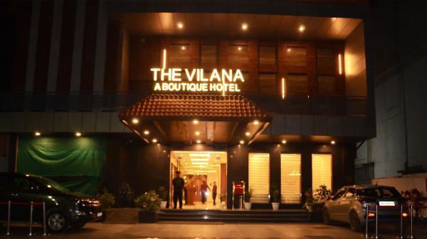 El Hotel Vilana | El mejor hotel en Rishikesh