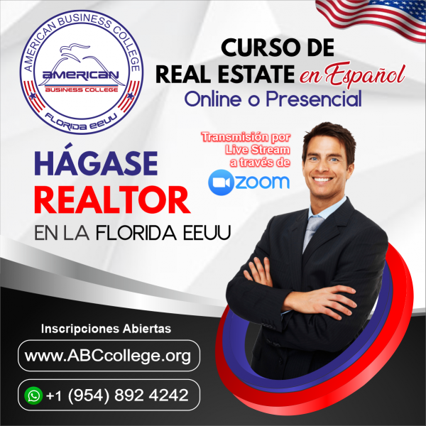 Real Estate Course in Spanish