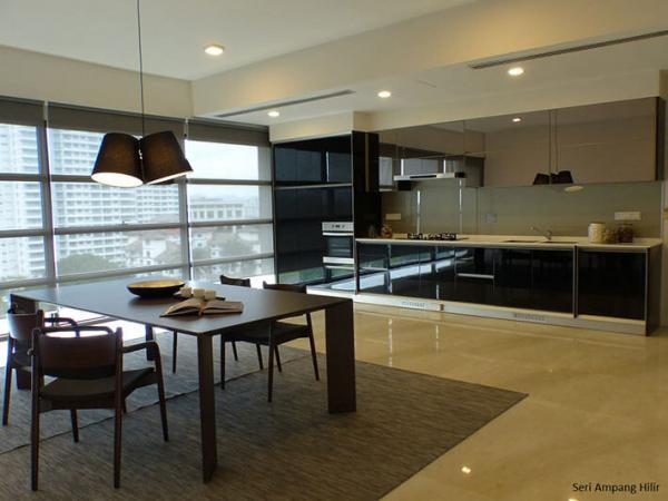 Seri Ampang Hilir Eigentumswohnung zu verkaufen