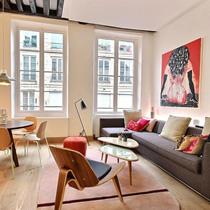 Appartment in Paris from Paris Attitude