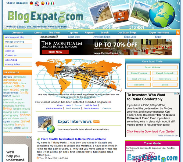 BlogExpat.com