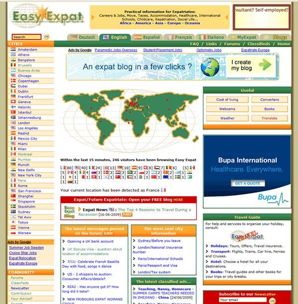 easyexpat.com v2.5