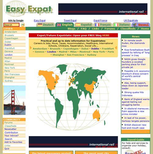 easyexpat.com v2