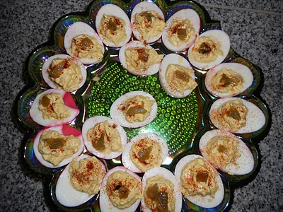 eyeball eggs