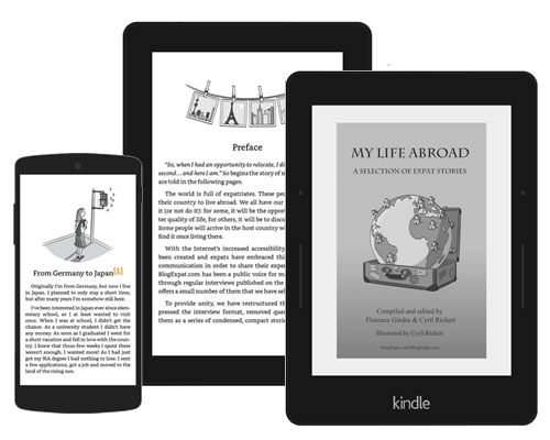 My Life Abroad - A selection of expat stories. KINDLE Edition - DOTEXPAT LTD