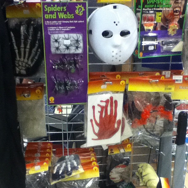 Halloween supplies Berlin
