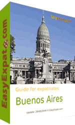 Guide for expatriates in Buenos Aires, Argentina