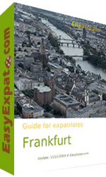 Guide for expatriates in Frankfurt, Germany