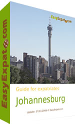 Guide de l'expatriation à Johannesburg, en Afrique du Sud