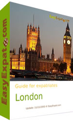 Guide for expatriates in London, England (UK)