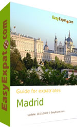 Guide for expatriates in Madrid, Spain