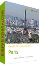 Guide for expatriates in Paris, France