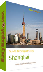 Guide for expatriates in Shanghai, China