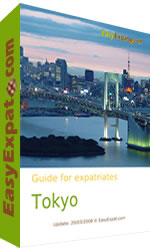 Guide for expatriates in Tokyo, Japan