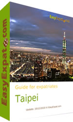 Expat guide for Taipei, Taiwan