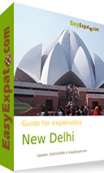 Download the guide: New Delhi, India