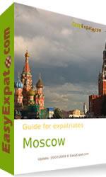 Guide pour expatriés sur Moscou en français
