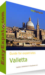 Download the guide: Valletta, Malta
